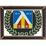 Левски - лого