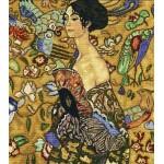 M443 Дама с ветрило по картина на Г. Климт