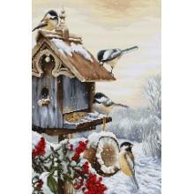 BU4021 Къщичка за птици