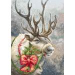 G598 Коледен елен