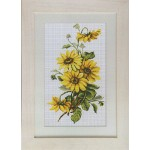 BM3003 Жълти цветя