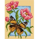 AB019 Пано с пеперуда - ЩАМПА