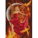 Огнена фея