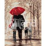 Разходка под дъжда