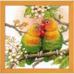 """1780 """"Влюбени птици"""""""