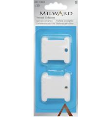 Бобини пластмасови Milward